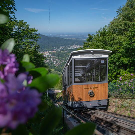 Merkurbergbahn Baden-Baden