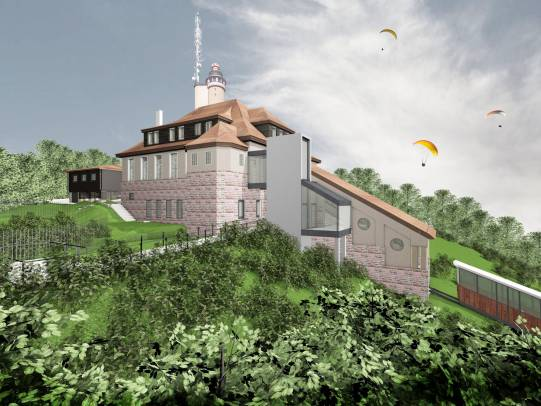Merkurstüble Baden Baden