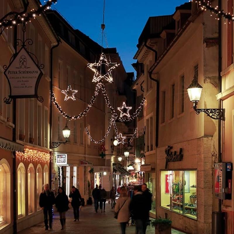 Ab Wann Weihnachtsbeleuchtung.Meldung Weihnachtsbeleuchtung 2018 Stadtwerke Baden Baden