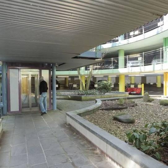 Baden Baden Parkhaus