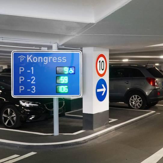 Besetzt Parkplatz Masturbation